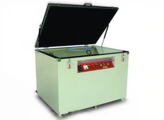 Semi Automatic Vacuum Exposure Unit Screen Printing For Making Stencil