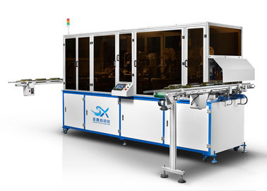 Wine Glass Bottle Automatic Screen Printing Machine And Hot Stamping Machine